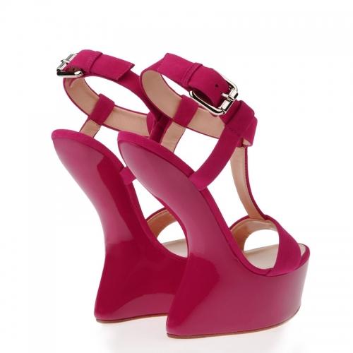 new giuseppe zanotti design heelless wine suede shoes gzh001 rh giuseppe zanotti us com